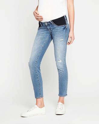 Mavi Jeans Reina Ankle Light Vintage