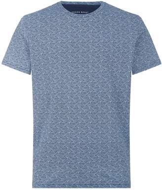 Derek Rose Wave T-Shirt