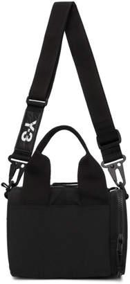 Y-3 Y 3 Black Logo Mini Bag