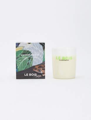 MAISON BALZAC Le Bois Large Soy Candle