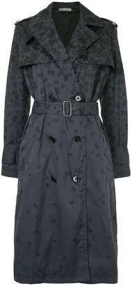 Bottega Veneta butterfly trench coat