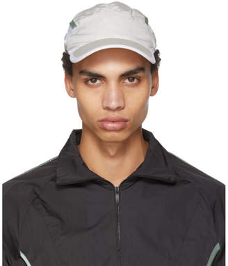 Cottweiler White Adjustable Mesh Panel Cap