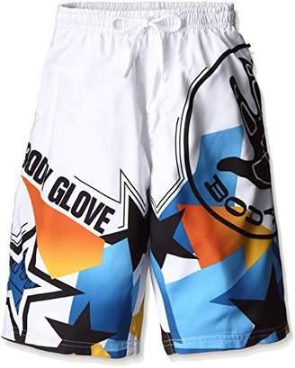 Body Glove (ボディー グローヴ) - [ボディグローブ] 水着 X121-643 ホワイト 日本 130-(日本サイズ130 相当)