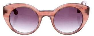 Elizabeth and James Carroll Gradient Cat-Eye Sunglasses