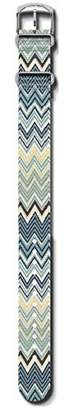Timex Weekender Strap Weekender Chevron 20 mm Slip thru Strap TW7C24100