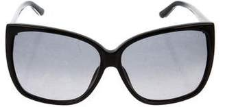 Tom Ford Lydia Oversize Sunglasses