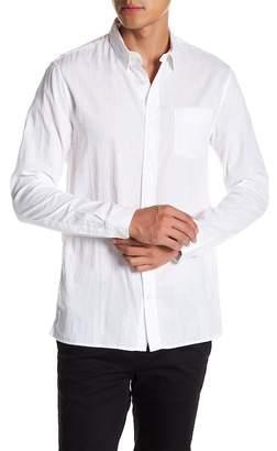 Vince Double Weave Shirt