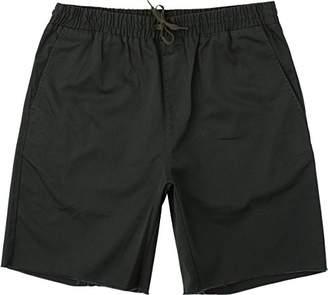 RVCA Men's Dayshift Elastic Short
