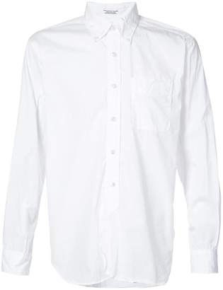 Engineered Garments chest pocket shirt