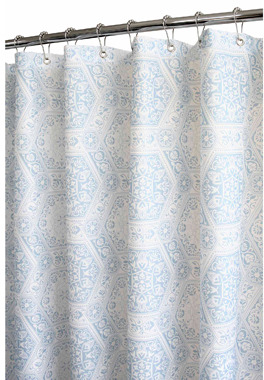 """B. Smith Park Venetian Tile 72"""" x 72"""" Watershed Shower Curtain"""