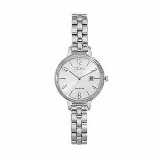 CitizenCitizen Eco-Drive Women's Chandler Stainless Steel Watch - EW2440-53A