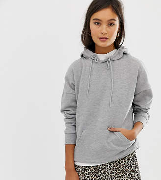 New Look oversized hoody in grey