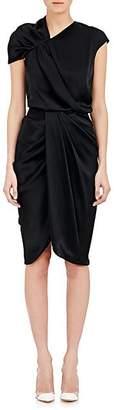 Hellessy Women's Larisa Drape Dress - Black