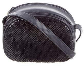 Whiting & Davis Chain-Mail Crossbody Bag