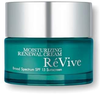 RéVive R) Moisturizing Renewal Cream Broad Spectrum SPF 15 Sunscreen