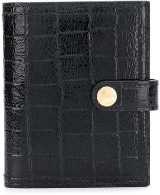 Miu Miu snap closure wallet