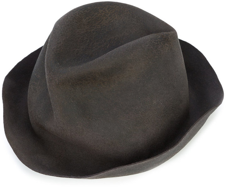 Horisaki Design & Handel wrinkled bucket hat