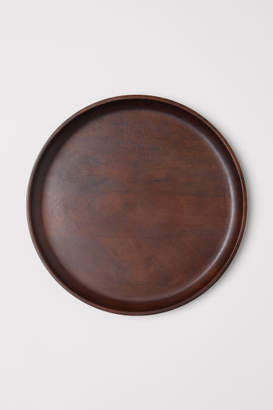 H&M Large Wooden Tray - Beige