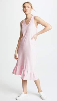 Wilt Flounce Hem Tank Dress