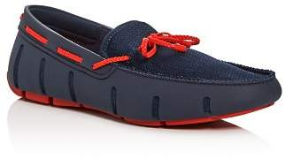 Swims Men's Braided Lace Rubber Loafers