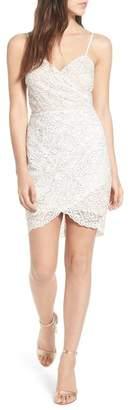 Lush Lace Minidress