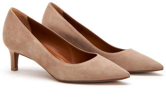 Aquatalia Marion Waterproof Suede Pump