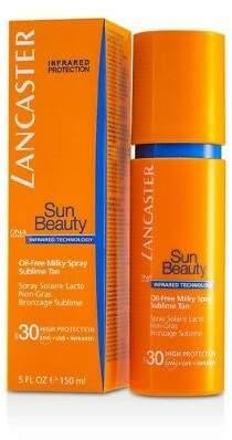 Lancaster NEW Sun Care Oil-Free Milky Spray SPF 30 150ml Womens Skin Care