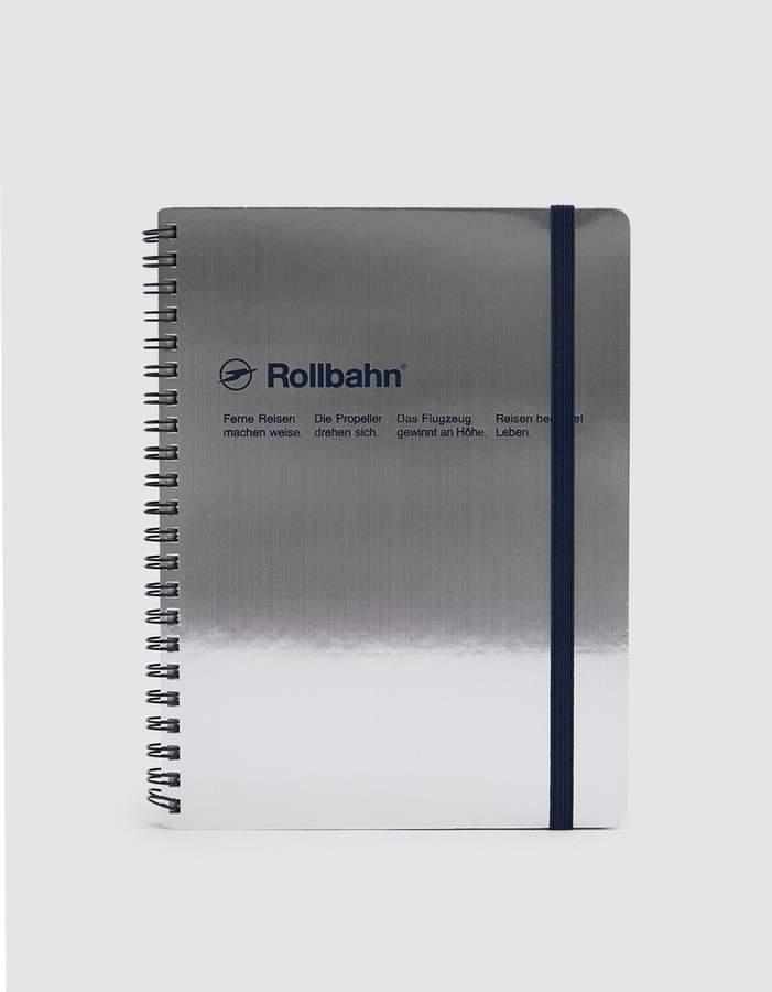 Rollbahn Spiral Notebook A5 Size