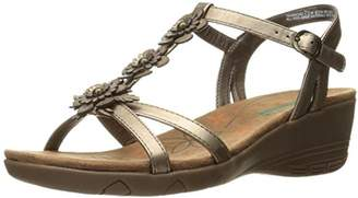 BareTraps Women's Hammond Wedge Sandal $18.99 thestylecure.com