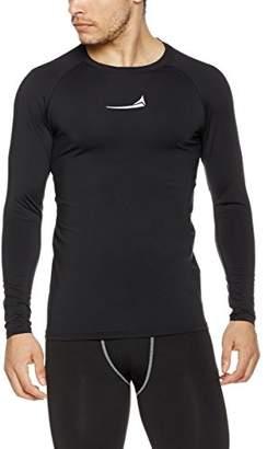 Goodsport Men's Compression Moisture-Wicking Long Sleeve Training Shirt S