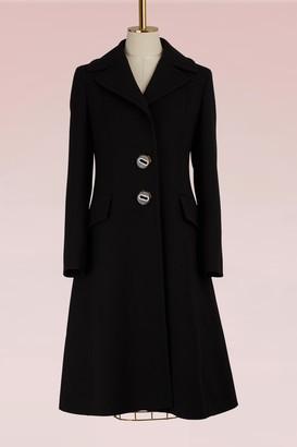 Prada Natte coat