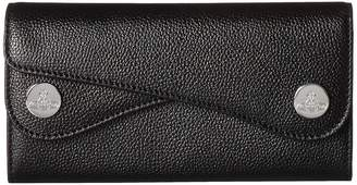 Vivienne Westwood Dot Long Wallet Wallet Handbags