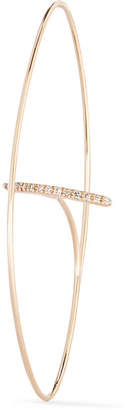 Hirotaka - 10-karat Gold Diamond Earring