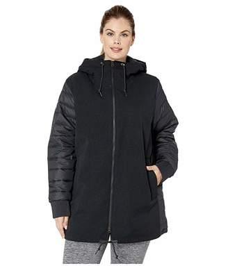 Columbia Plus Size Boundary Baytm Hybrid Jacket