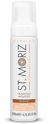 St. Moriz Professional Tanning Mousse Medium