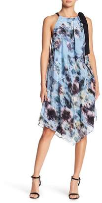 Rachel Roy Printed Scarf Dress