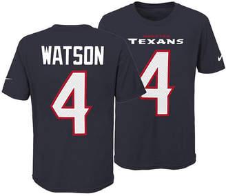 Nike Deshaun Watson Houston Texans Pride Name and Number 3.0 T-Shirt, Big Boys (8-20)