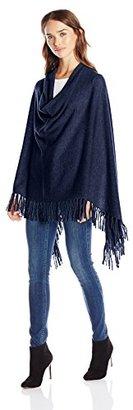 Design History Women's Cashmere Poncho $248 thestylecure.com
