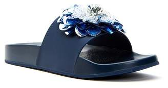 Katy Perry The Darce Flower Slide Sandals