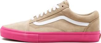 Vans Old Skool Pro - 'Golf Wang' - Wheat/Pink