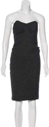 Paul & Joe Strapless Knee-Length Dress