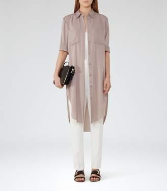 Reiss Zoe Shirt Dress