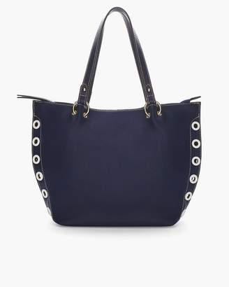 Nautical Grommets Tote