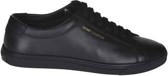 Saint Laurent Classic Low-cut Sneakers