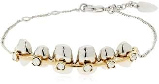 Schield Brackets Bracelet