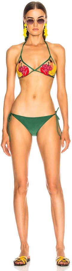 Adriana Degreas x Bikini With Tulle