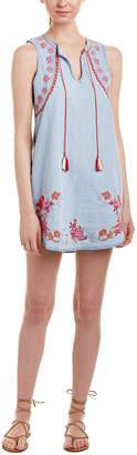 Romeo & Juliet Couture Tassel Shift Dress