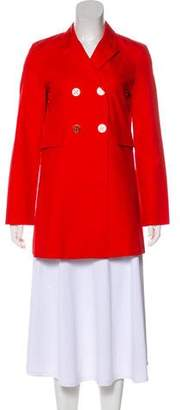 Tory Burch Double-Breasted Coat