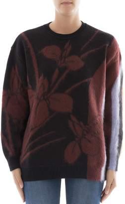 N°21 Black Mohair Sweatshirt