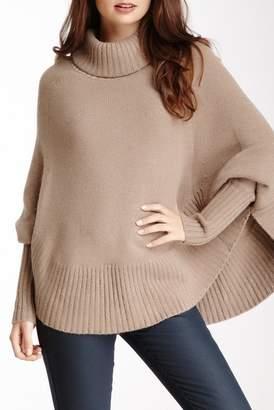 Portolano Dolman Sleeve Poncho Sweater